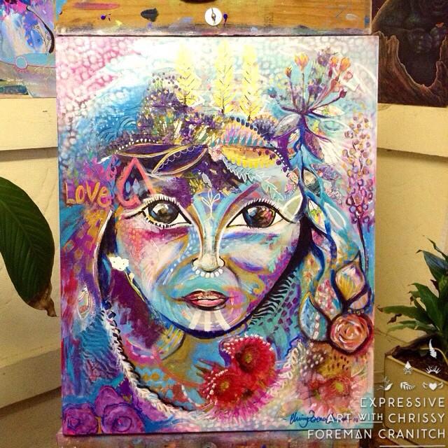 Expressive Painting Spirit