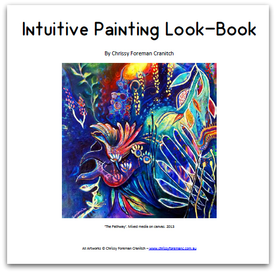 Intuitive Painting Look-Book