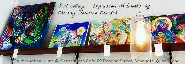 Soul Collage Exhibition