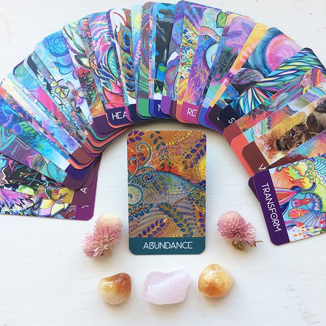 Intuitive Wisdom Cards