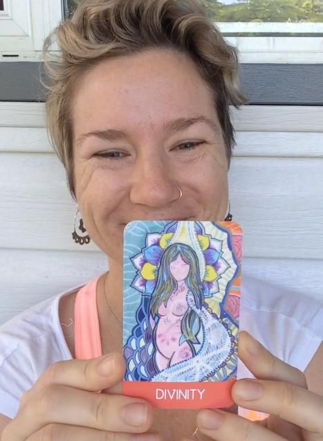 Intuitive Wisdom Card Reading