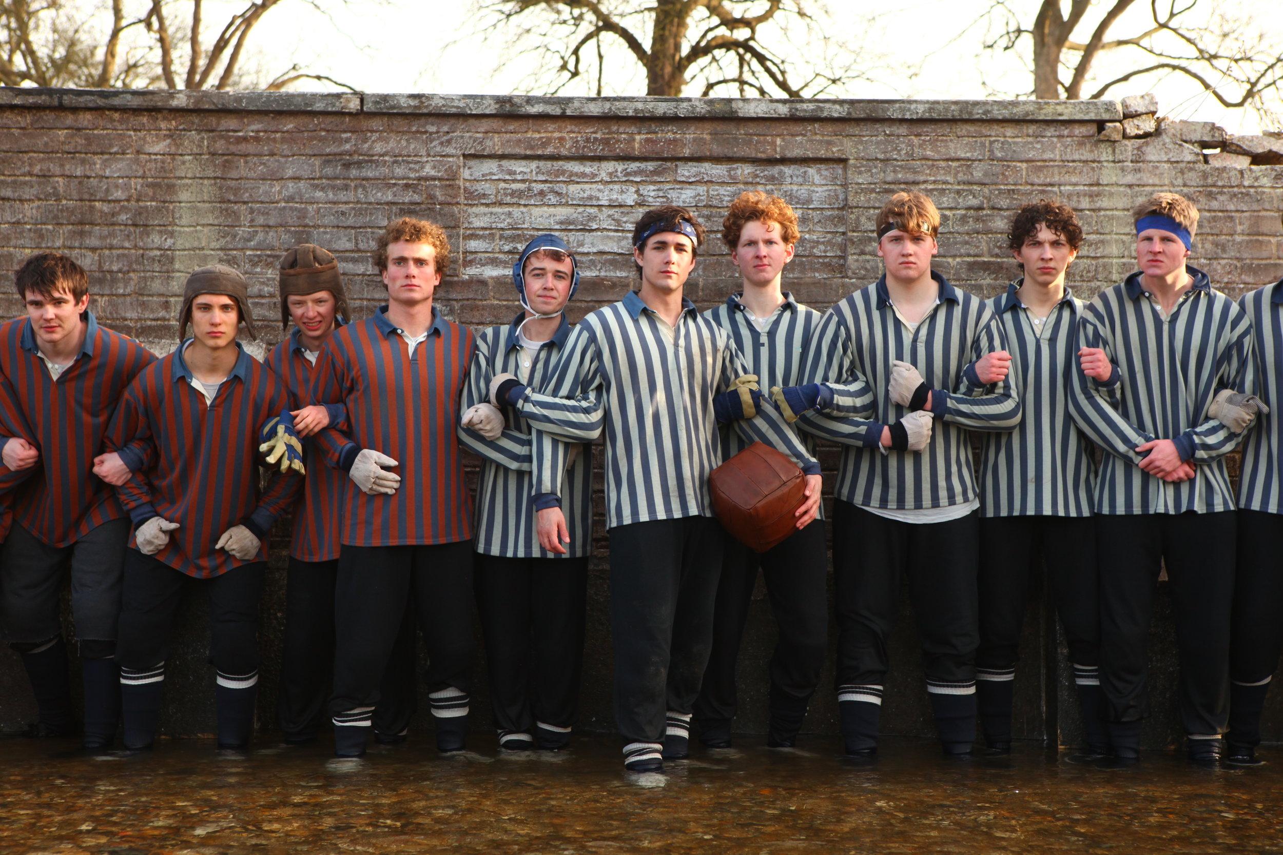 Old Boys  - Directed by Toby MacDonaldWritten by Luke Ponte, Freddy Syborn.Coming Soon