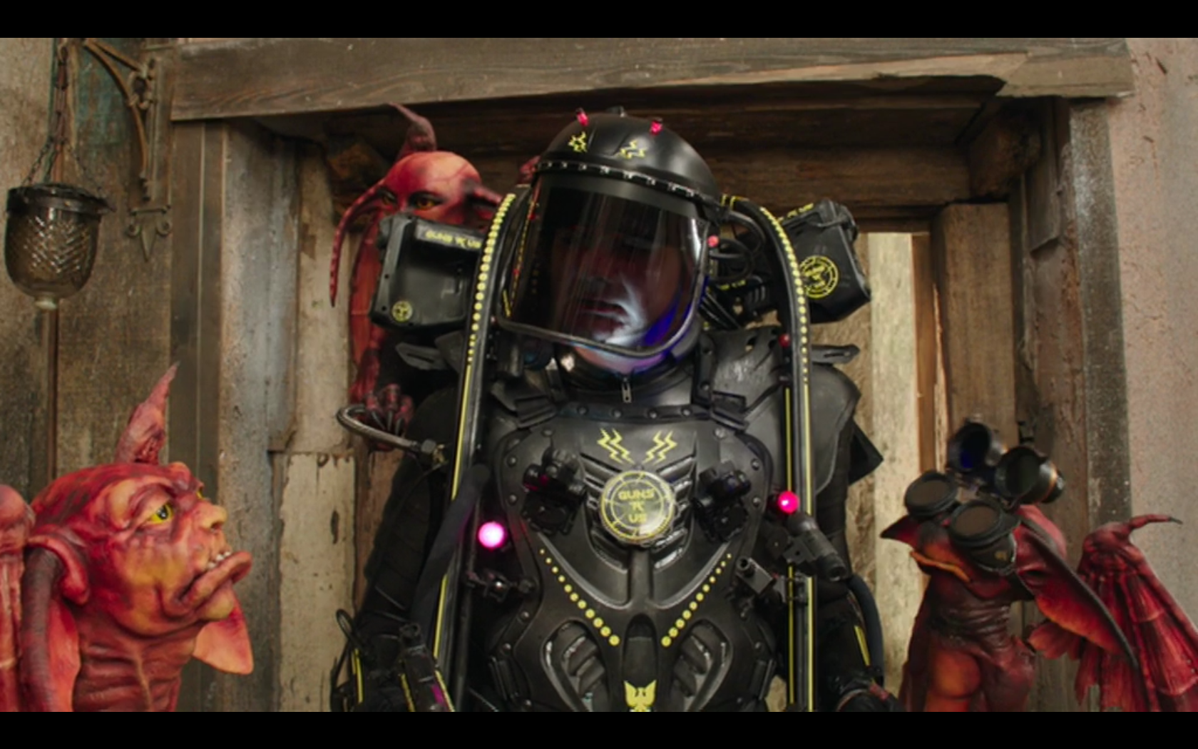 Yonderland // Space Costume Make -