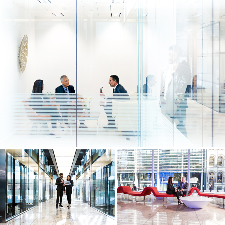 Interior shoot for banking client in the city of London.