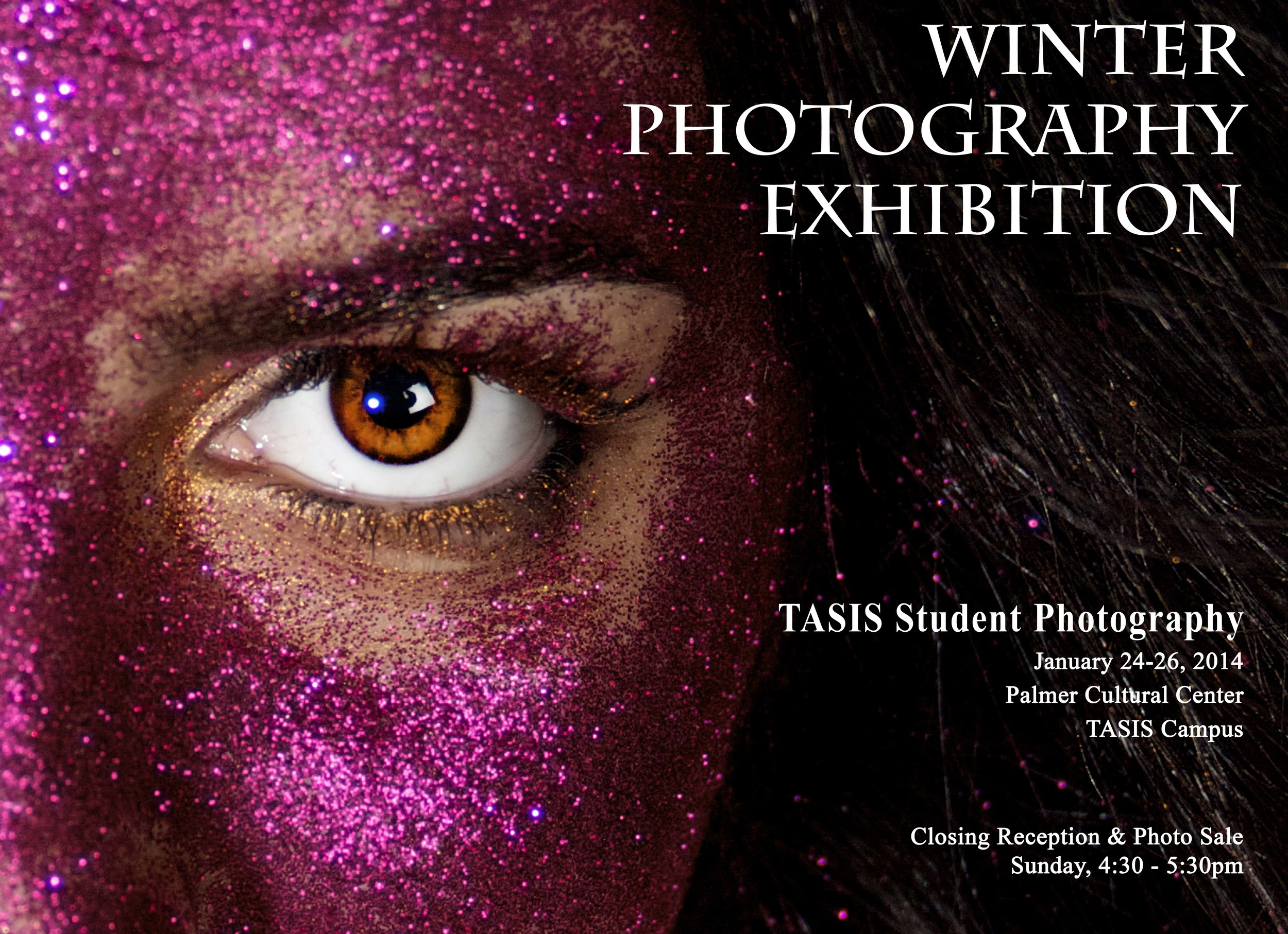 Winter Photography Show - Photography by Evin Sahin '14