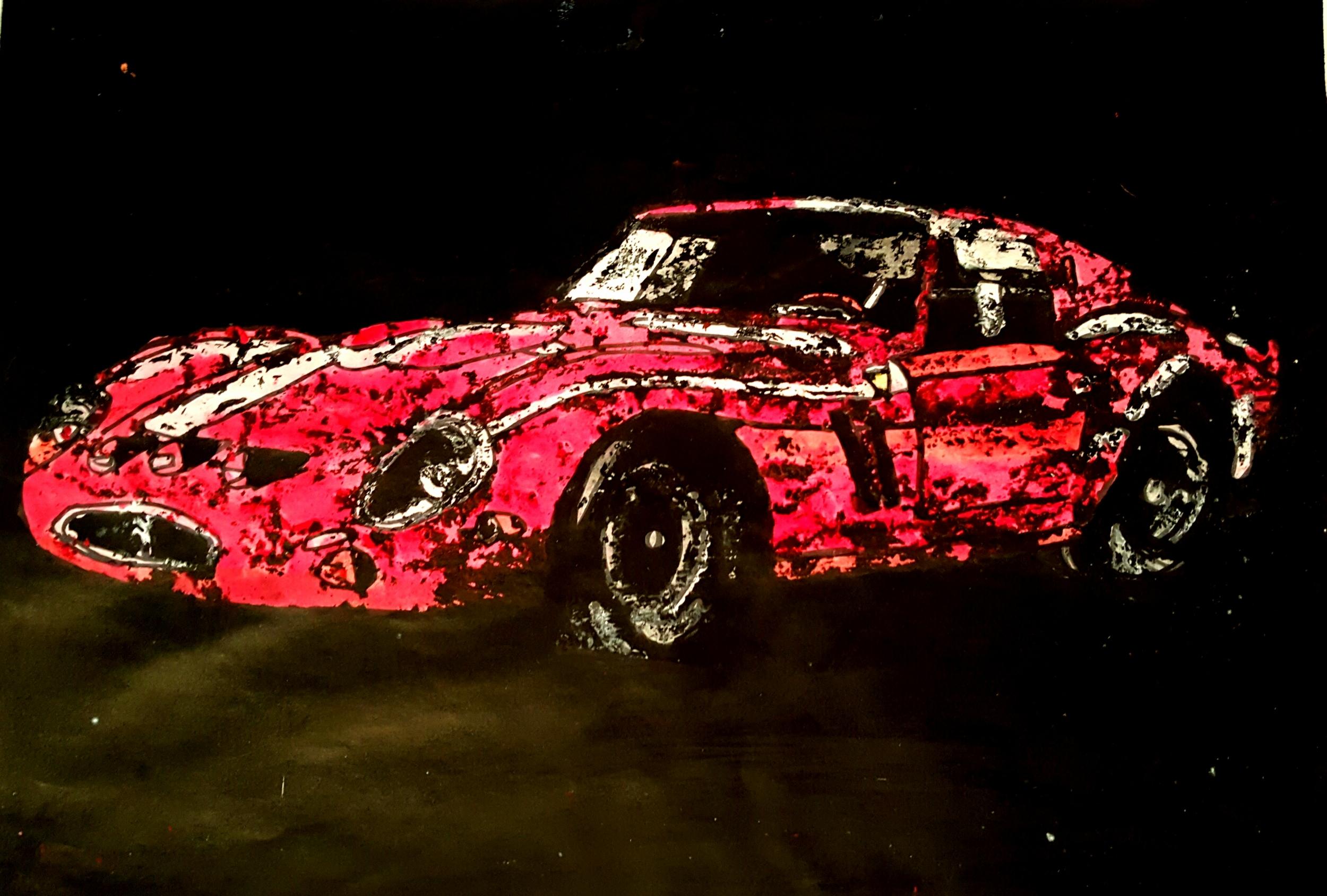 'Ferrari' By Theo Blank '18