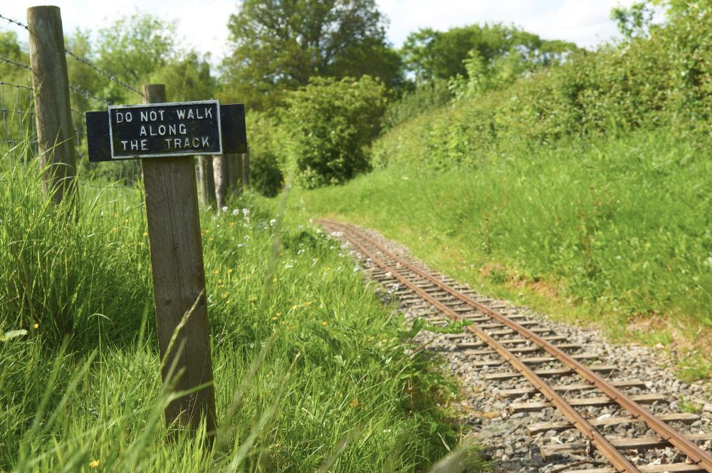 Hyde steam train
