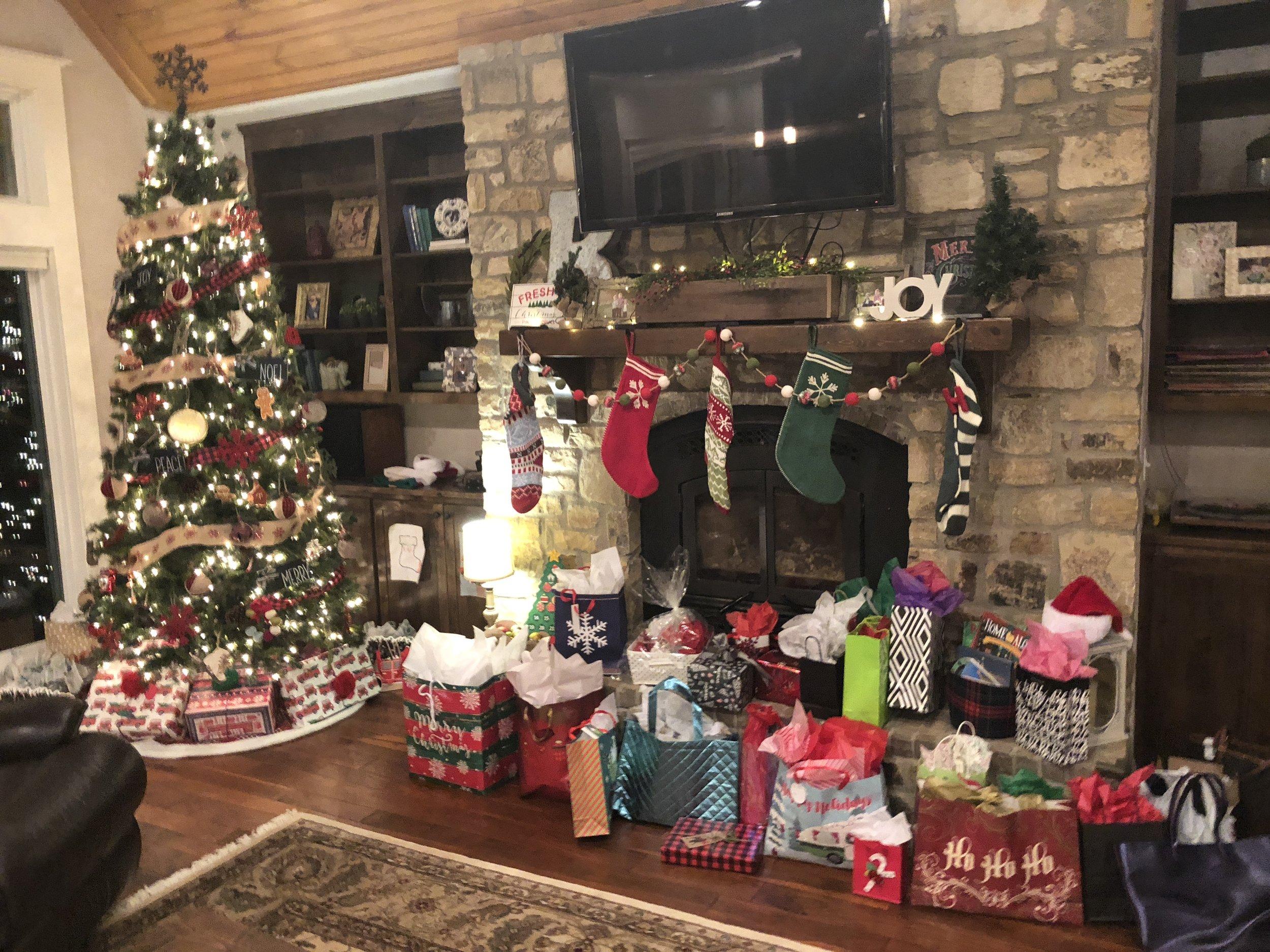 JO Christmas Party 2018