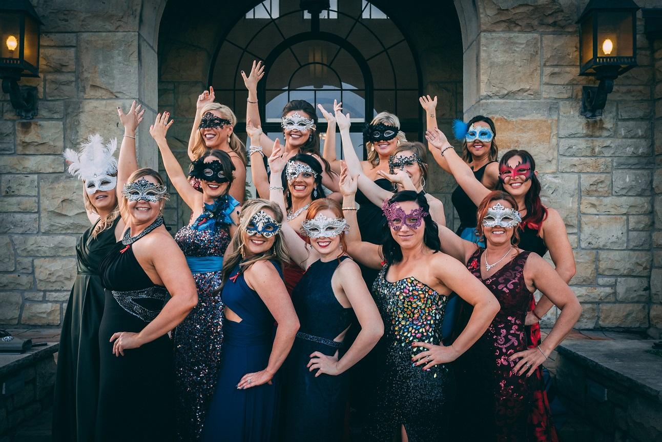 Junior Ocieleta Masquerade Ball 2019