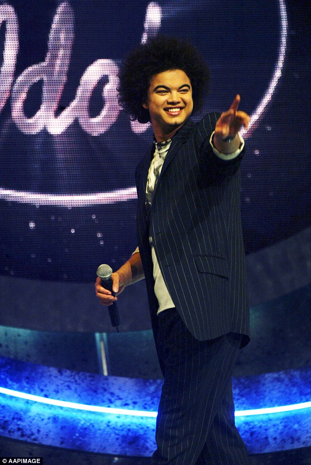 how good is winning Australian Idol? source:eternitynews