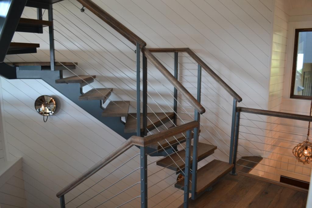 Mono-Rail Stair