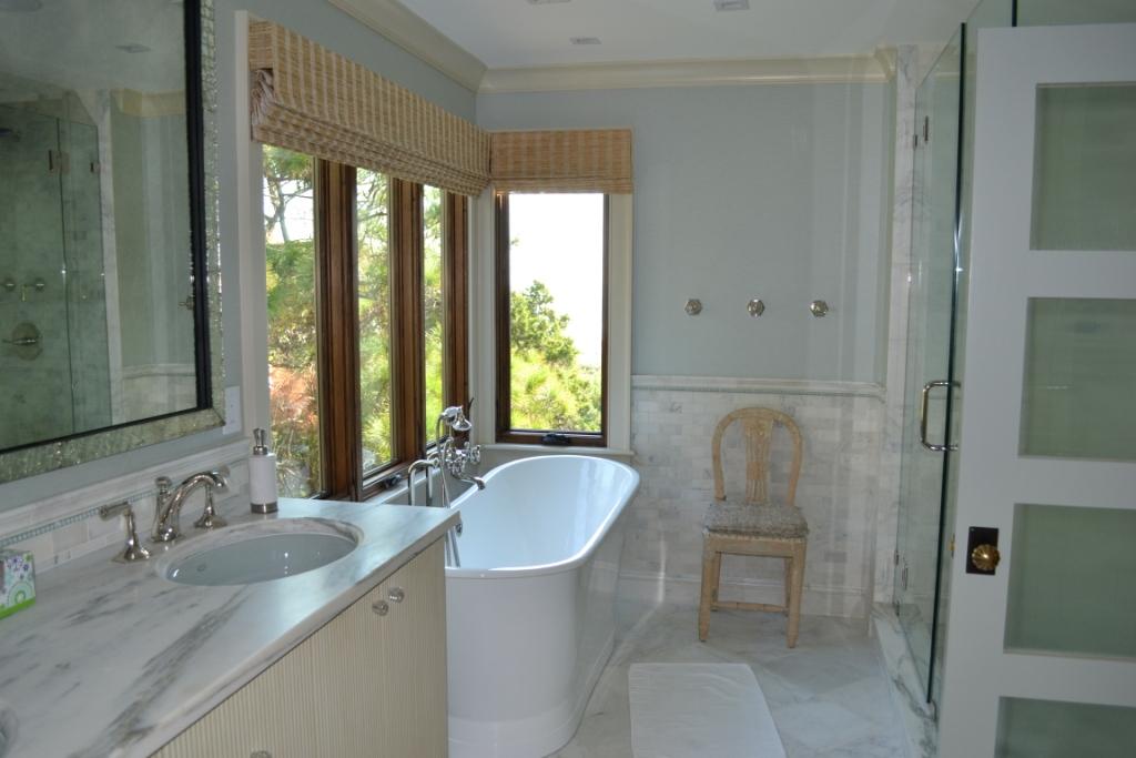 Kiawah Beach Master Bath