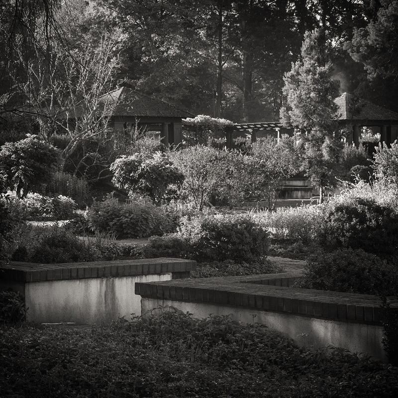 Formal Garden. Reynolda Gardens, Winston-Salem, NC. Restoration by The Jaeger Company. Photo ©2012 Lee Anne White.