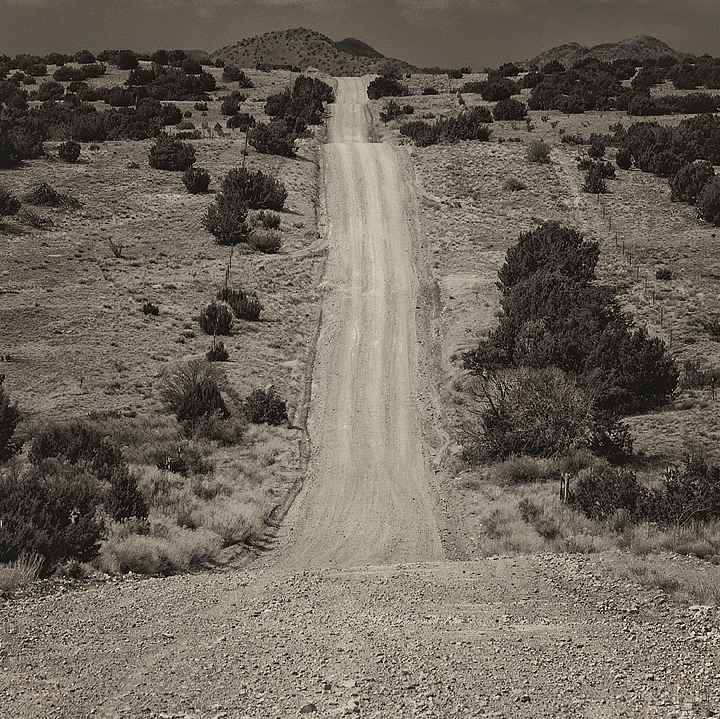 I inherited my father's sense of curiosity. Like him, I cannot pass an unpaved road without first exploring. New Mexico offers a lifetime of such opportunities.  © Lee Anne White