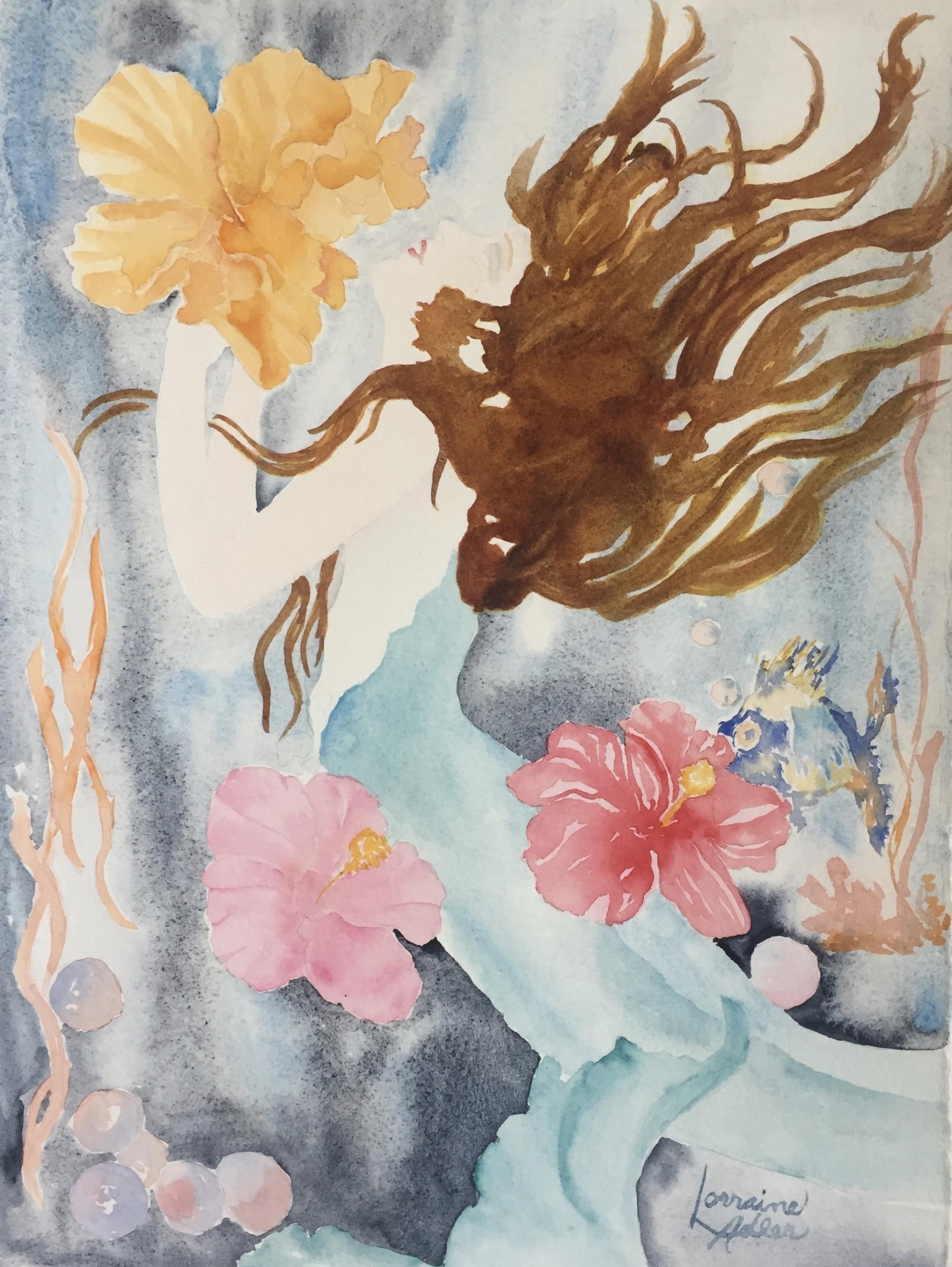 Mermaids Like Flowers