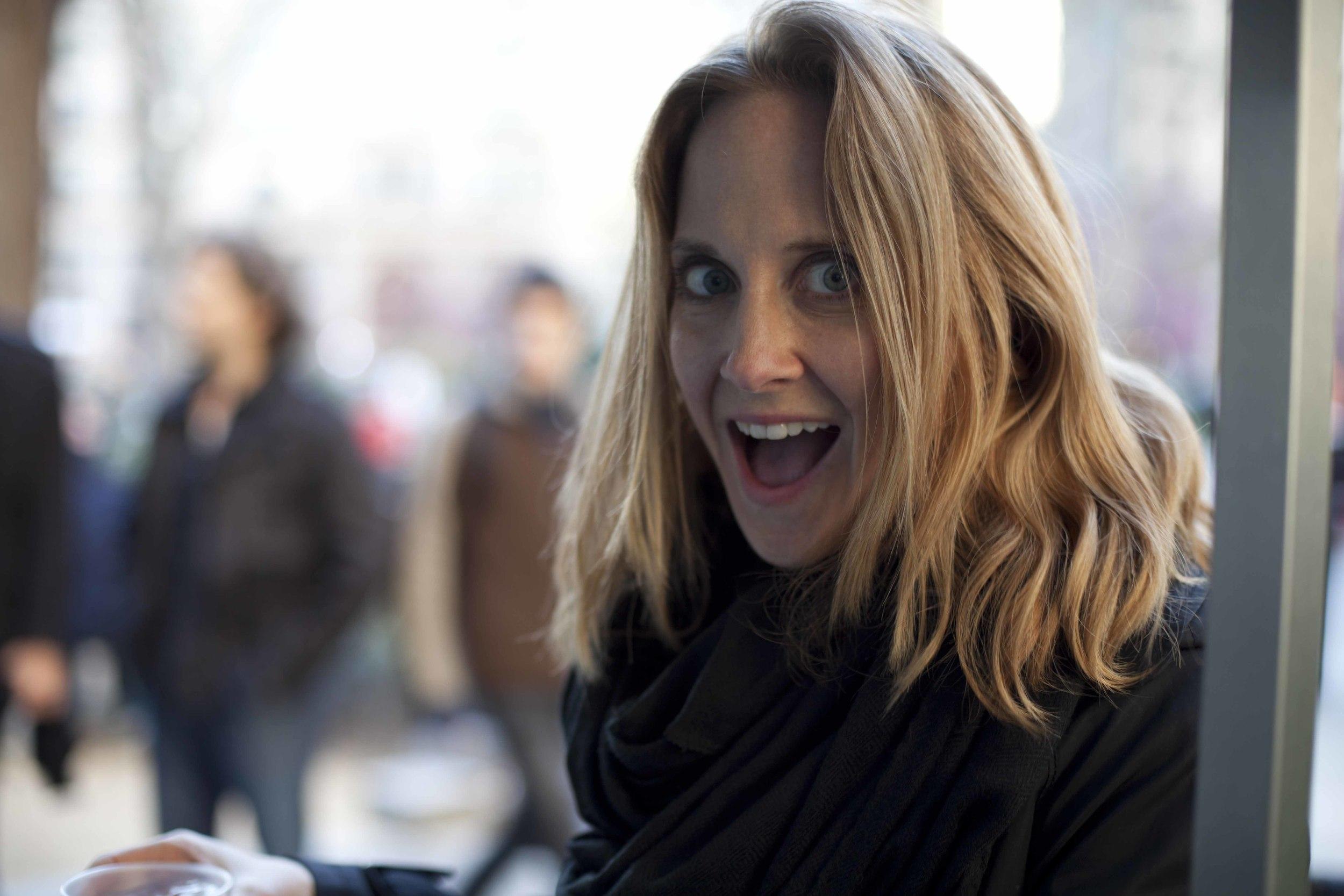 Hillary Bergmann - Co-Founder