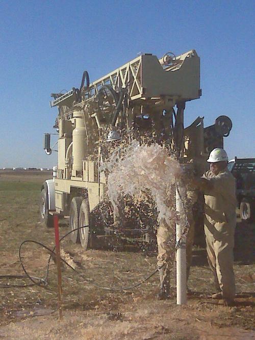 Drilling — Straub Corporation