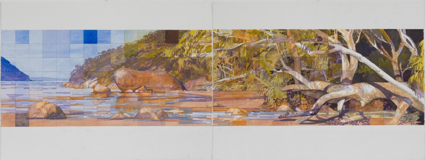 'Tree over inlet'