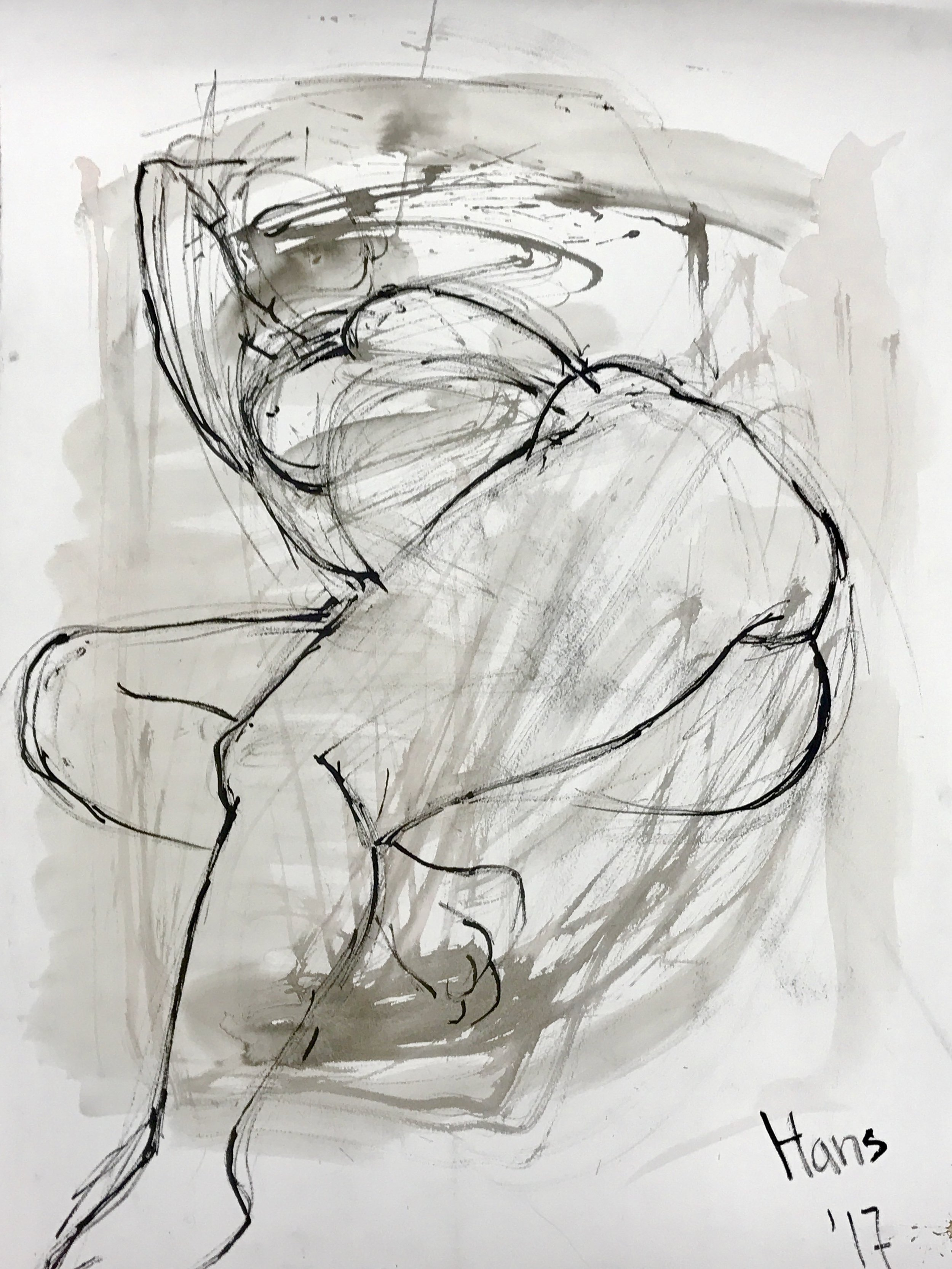 Life Drawing sessions — Hawthorn Artist Society