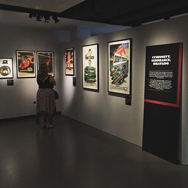 Highlights from the Abram Games exhibition – one of my graphic design heroes