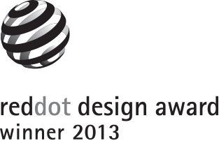 Red Dot Design Award Winner