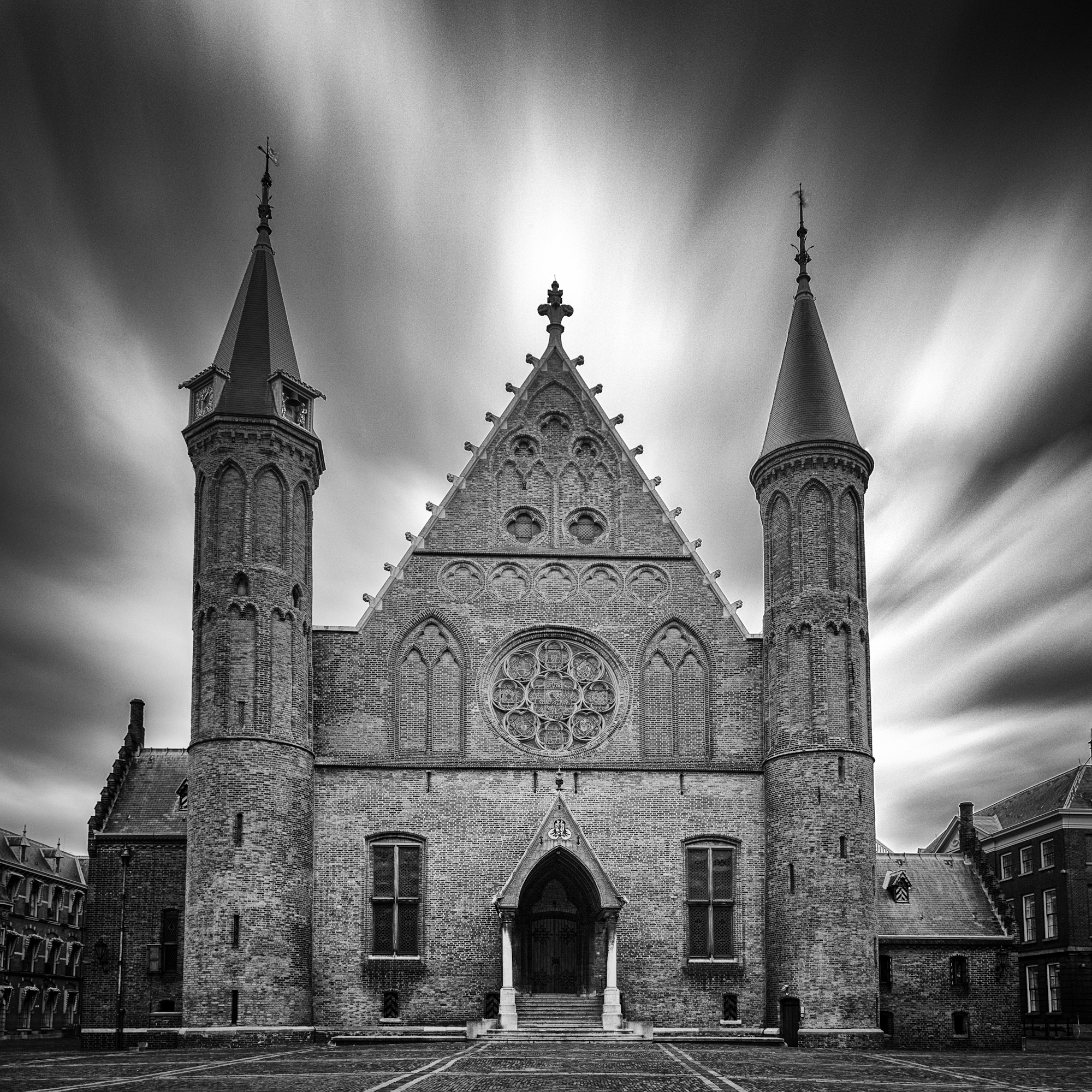 Ridderzaal - The Hague