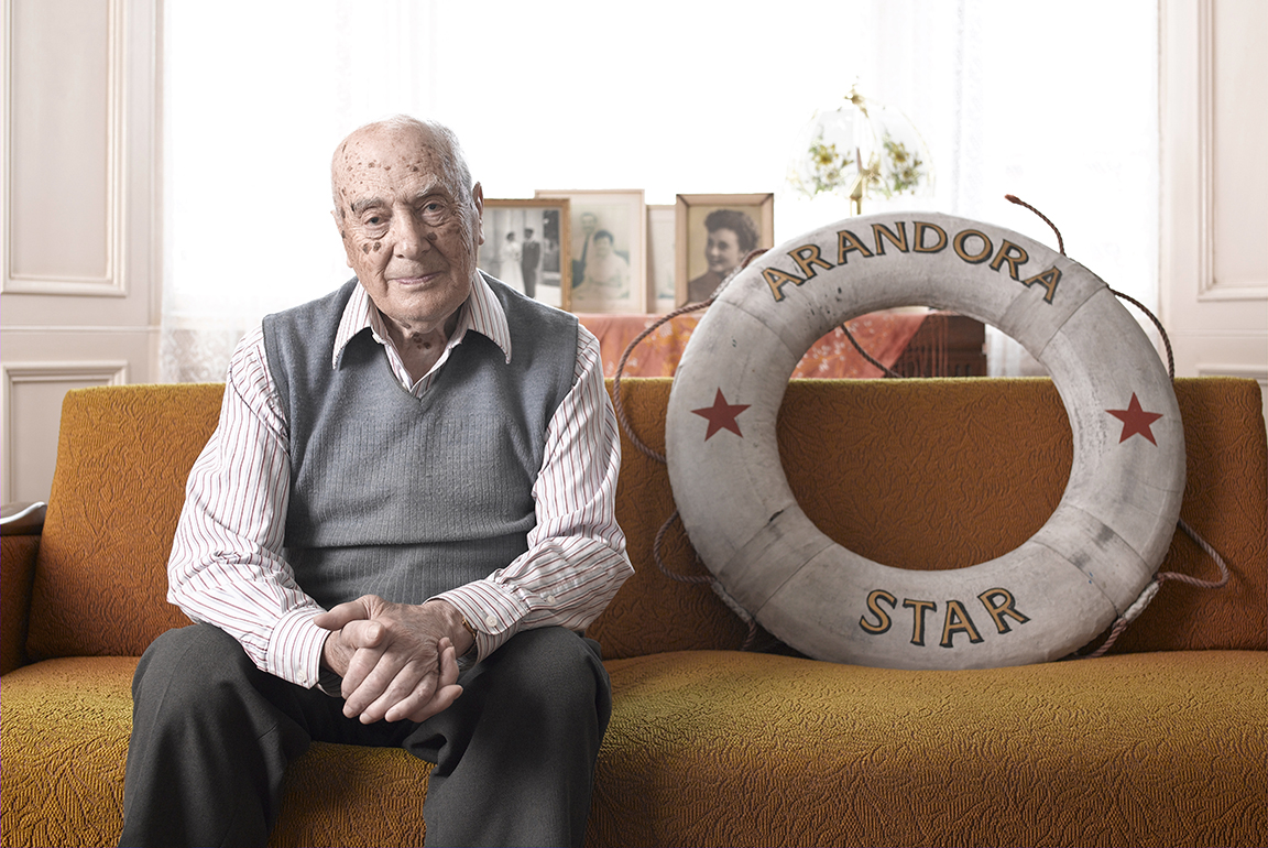 Rando Bertoia - Arandora Star Survivor
