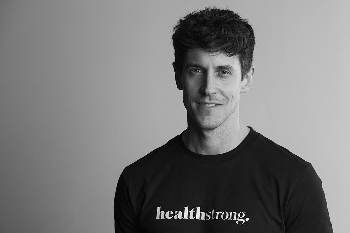 Oliver Briggs - Healthstrong CEO