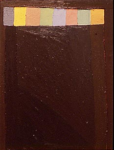 """""""Untitled 2 (sf),"""" 30"""" x 40"""", oil on canvas, ©4.1981"""