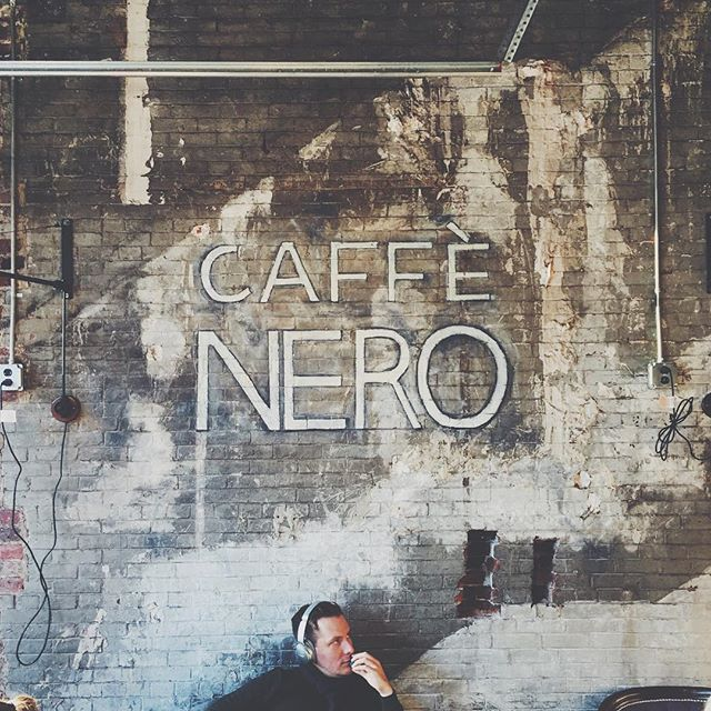 finally got to stop by @cafe.nero today.  they've got a mean cold brew!  #coffeelover