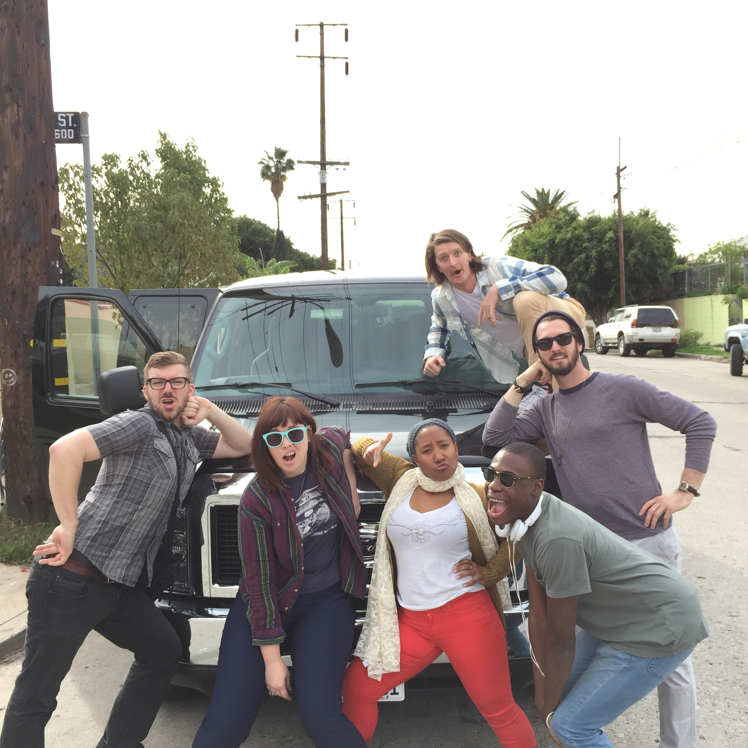 Las Vegas Tour Crew hitting the road!