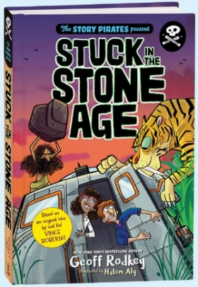 """Click  HERE  to buy """"Stuck in the Stone Age"""""""