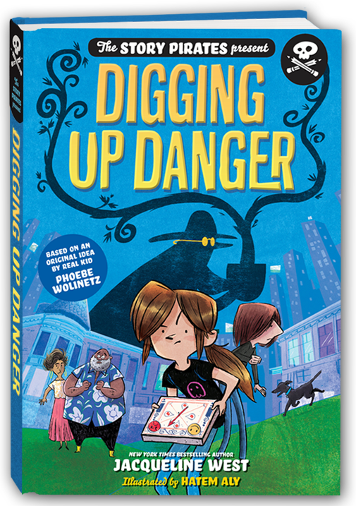 """Click  HERE  to buy """"Digging Up Danger"""""""