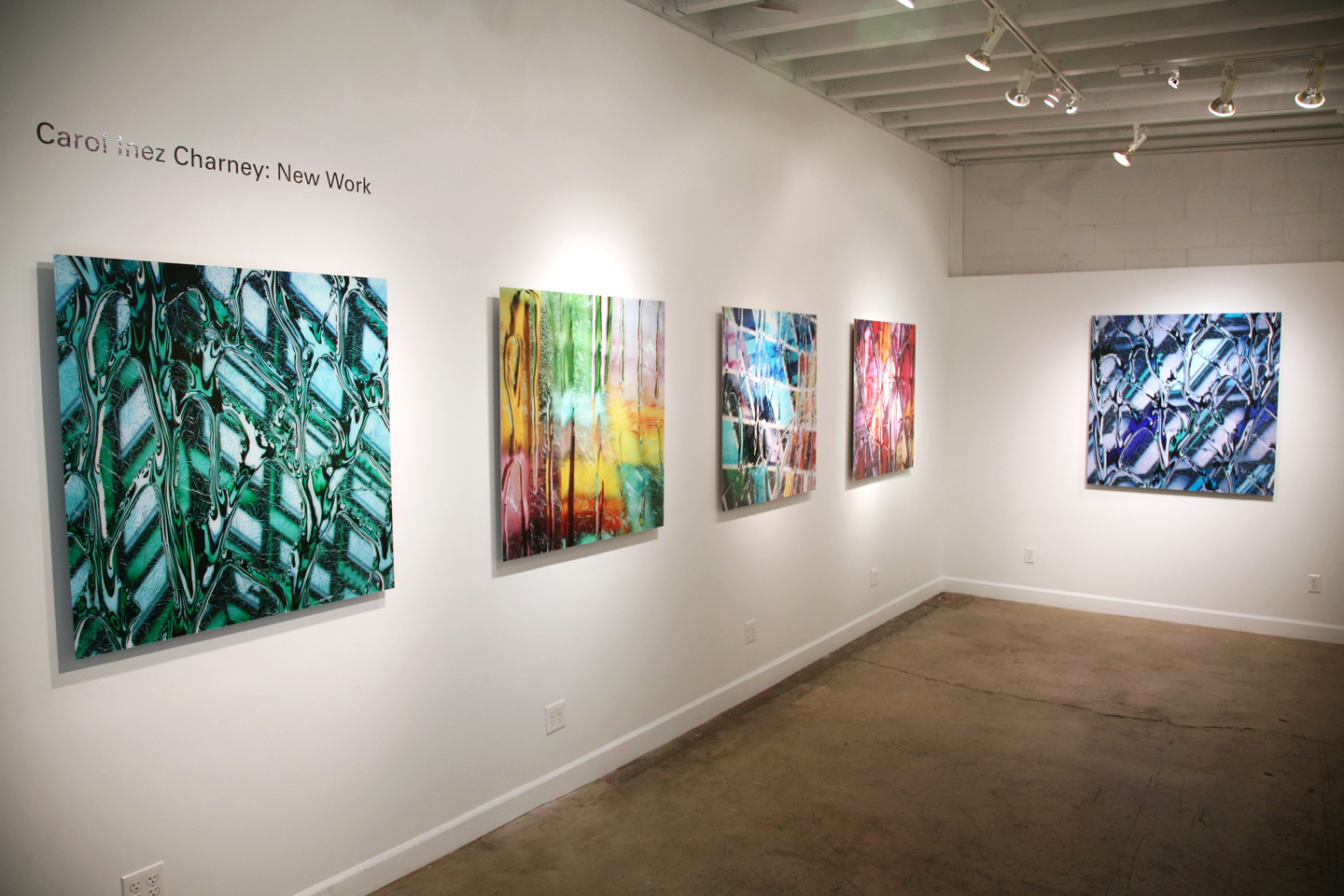Slate Contemporary Solo Exhibition, 2013