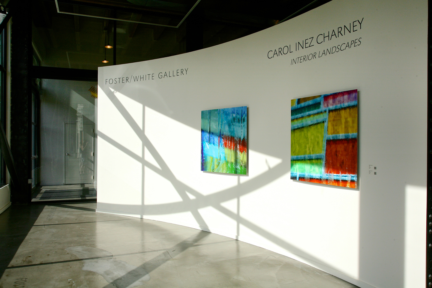 Foster White Gallery Solo Exhibition, 2013