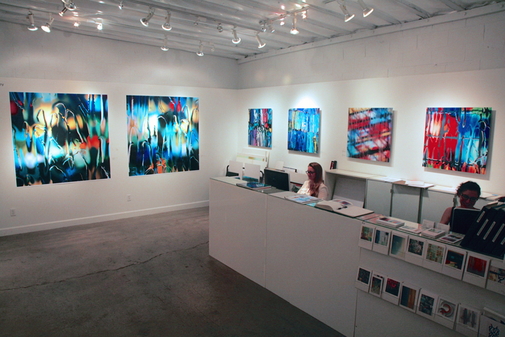 Slate Contemporary, Oakland, CA 2015 exhibition