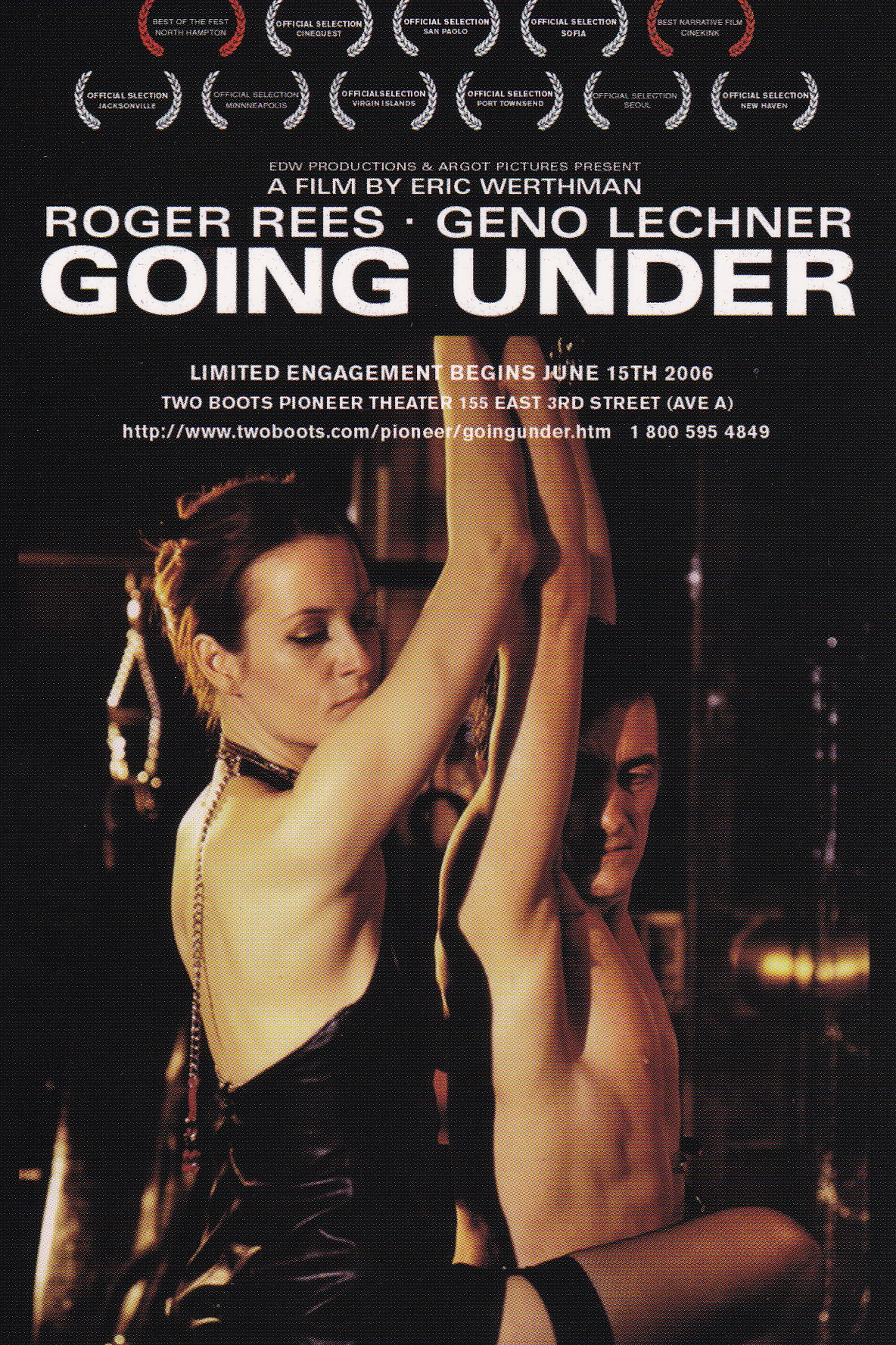 GOING UNDER (2006)   Click on image for link to film page.