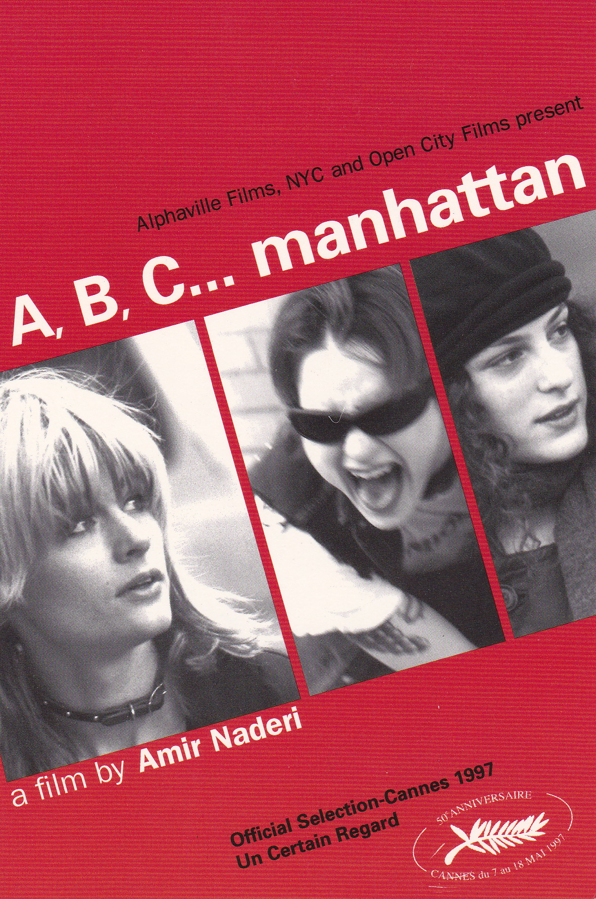A, B, C... MANHATTAN (1997)   Click on image for link to film page.