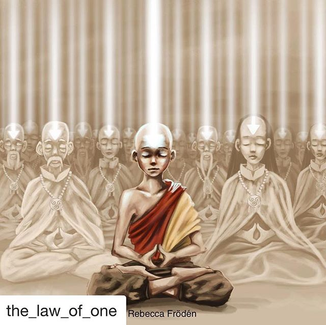 "#Repost @the_law_of_one with @get_repost ・・・ As you become more used to living as a magical personality and feeling your power, then you have the responsibility of using that power well. And we strongly suggest that entering the silence is a very helpful resource in the project of centering yourself anew, afresh, each day and sometimes each hour and each minute. The Creator's name in some circles is ""I Am."" How shall you serve? This is the challenge given to those in the density of choice on Planet Earth. May you choose with your deepest heart to become you. -Q'uo -The Law Of One  This transcript found free for your inspiration at www.LLresearch.org/transcripts (Dated:2009 Nov 21) ❤️🍊💛💚💙💜💗 ☥☥☥💚☥☥☥ #TheLawOfOne #LawOfOne www.lawofone.info www.LLresearch.org 🎨ARTIST🎨: @artylayequine (Rebecca Frödén / Artylay)"