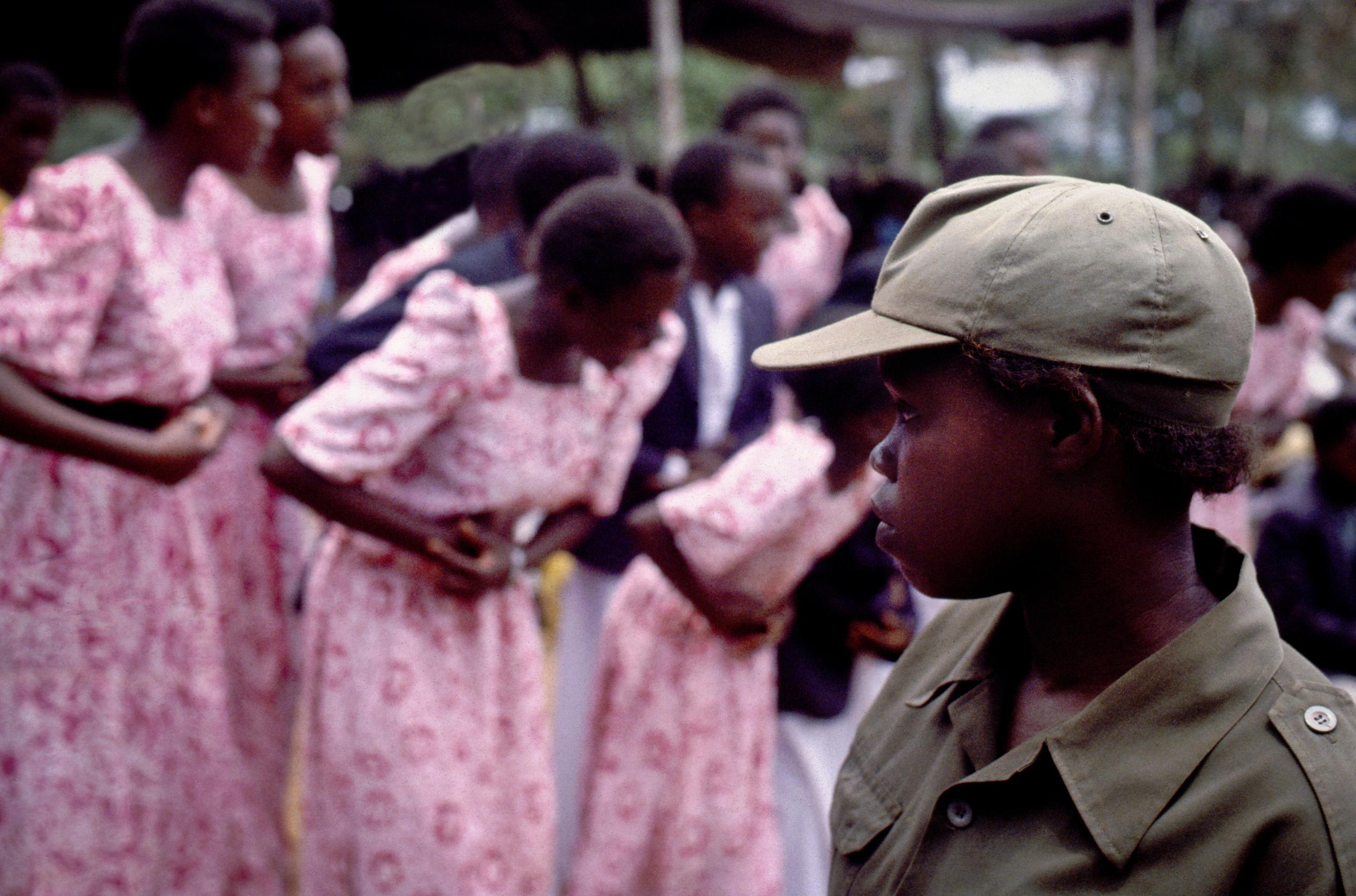 Luwero Triangle, Uganda.   Read: UWESO