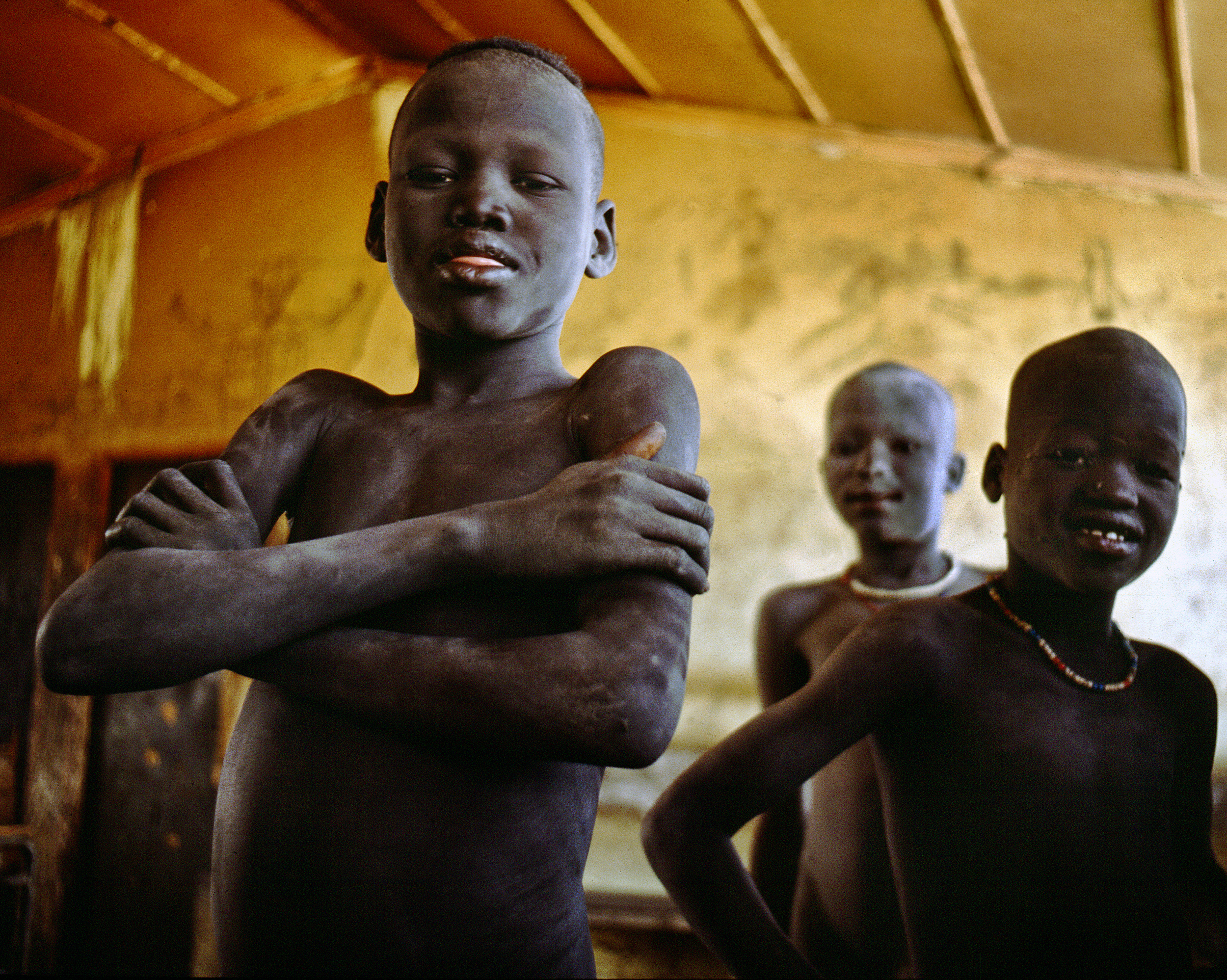 Dinka youth, South Sudan II