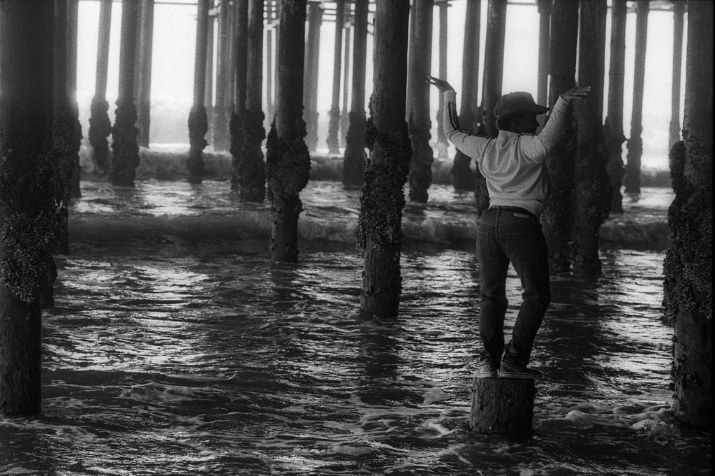 Santa Monica Pier, 1982