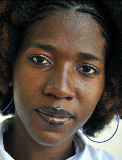 Angolan college student