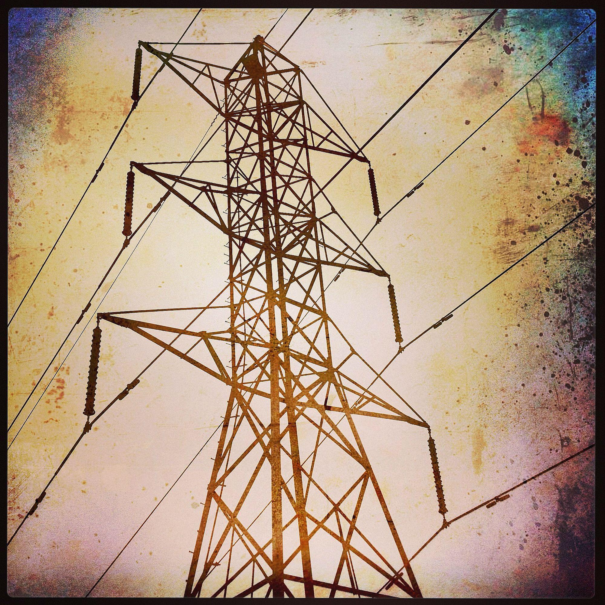 Power lines, 2013