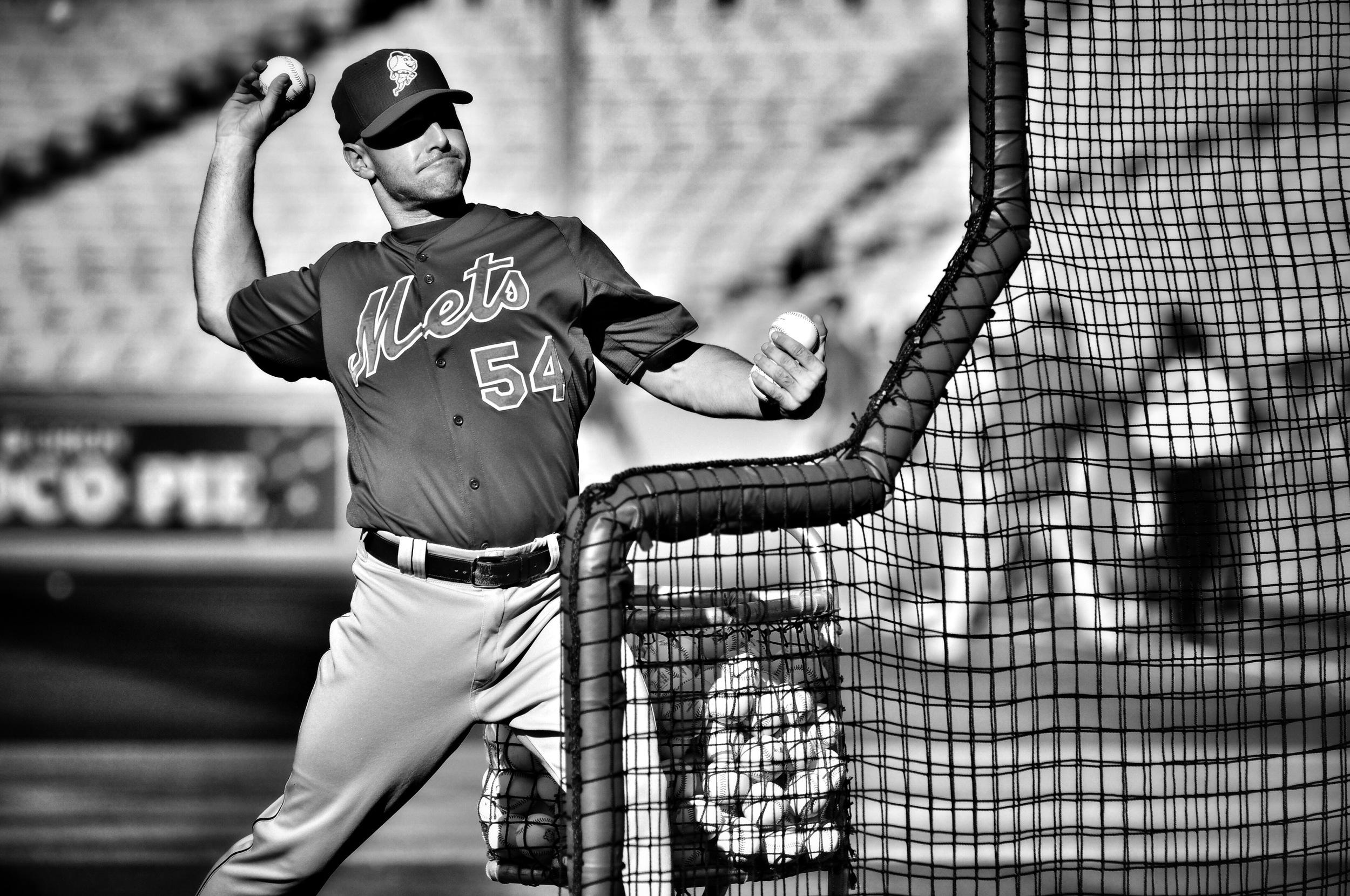 Mets' batting practice.JPG