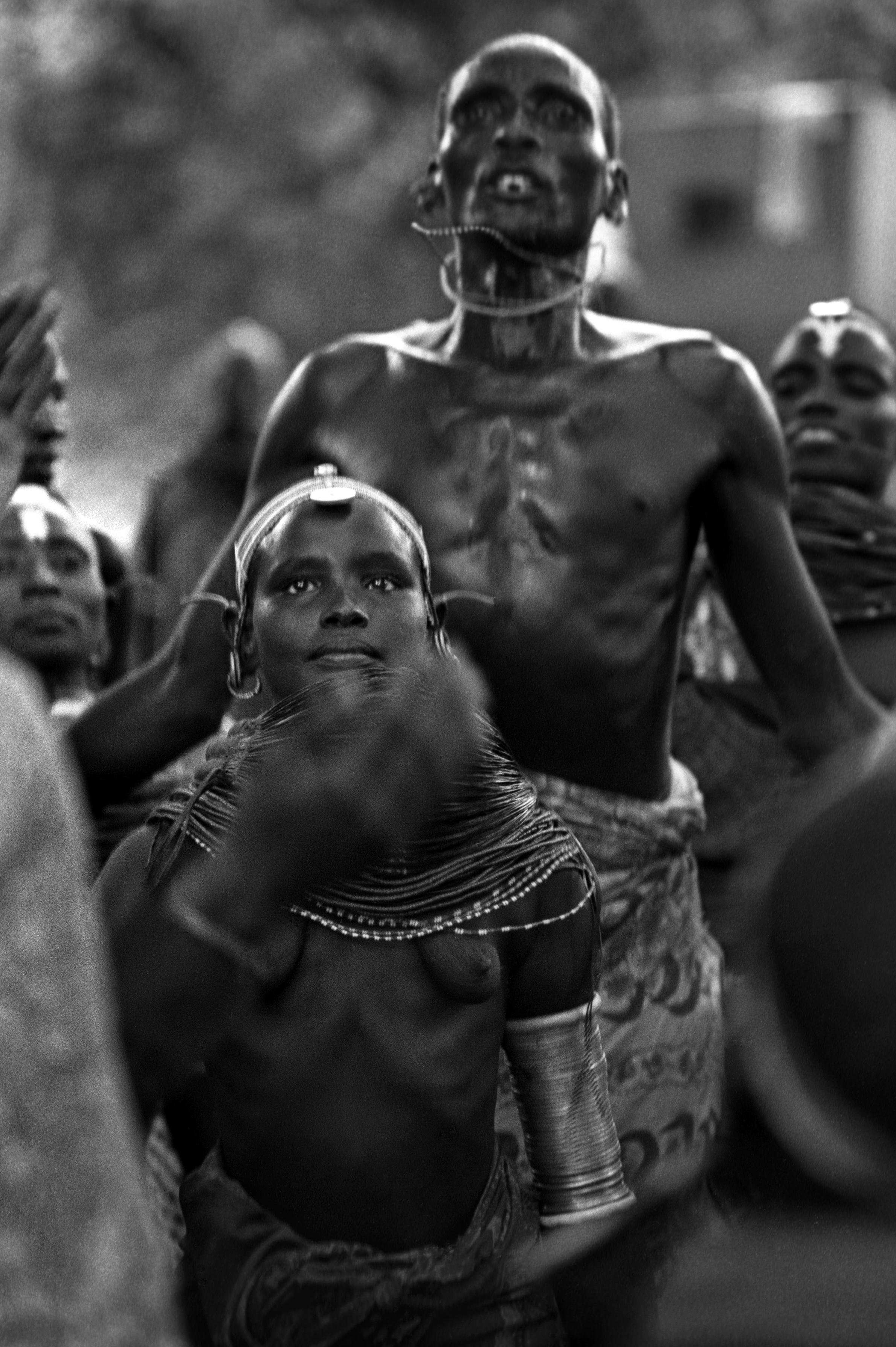 Samburu fertility dance, Kenya