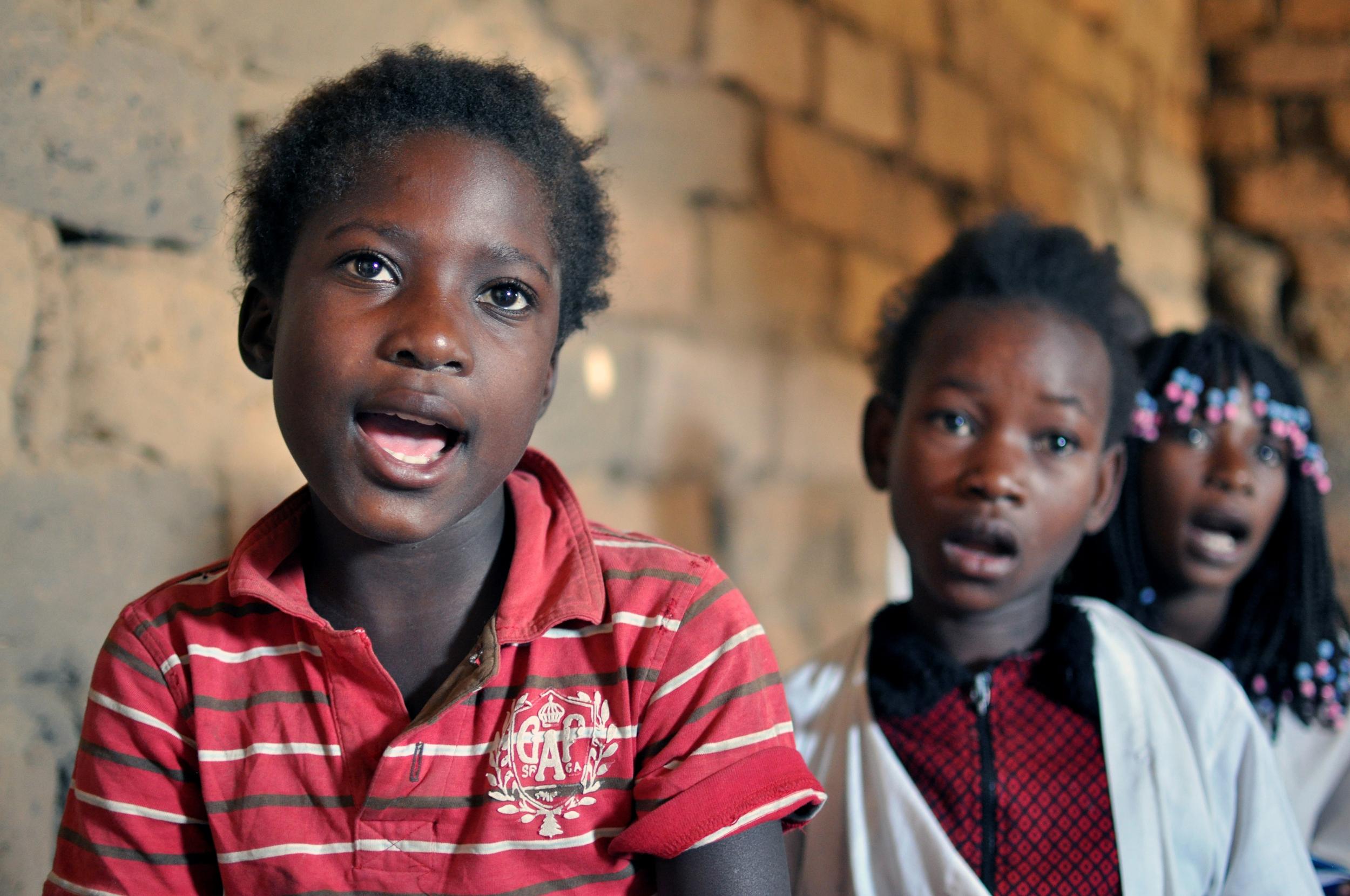 Primary school, Luanda