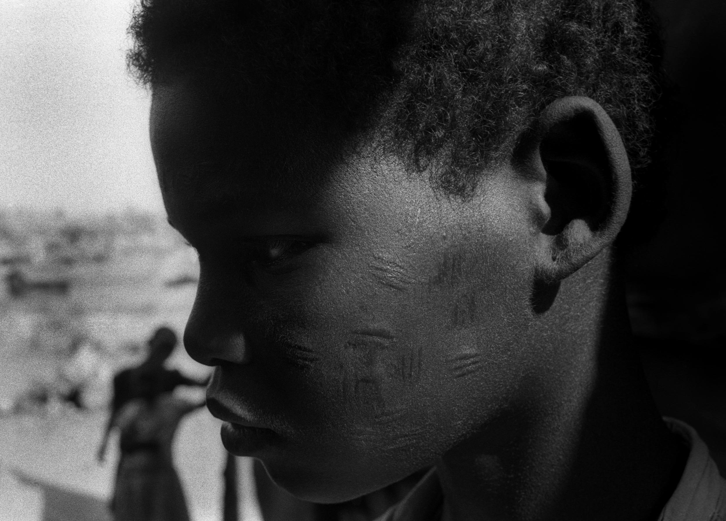 Mozambican refugee