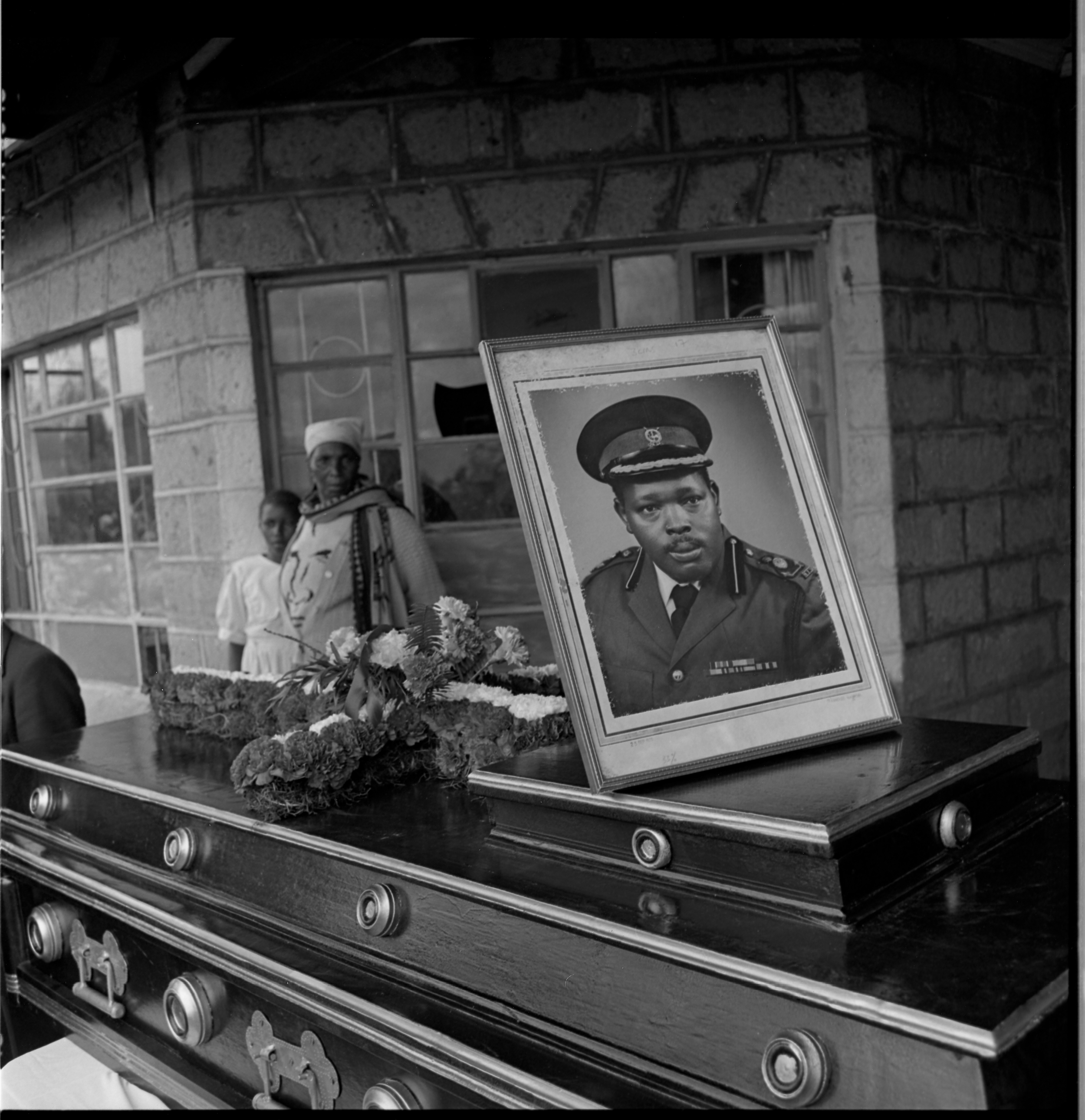Funeral of General China