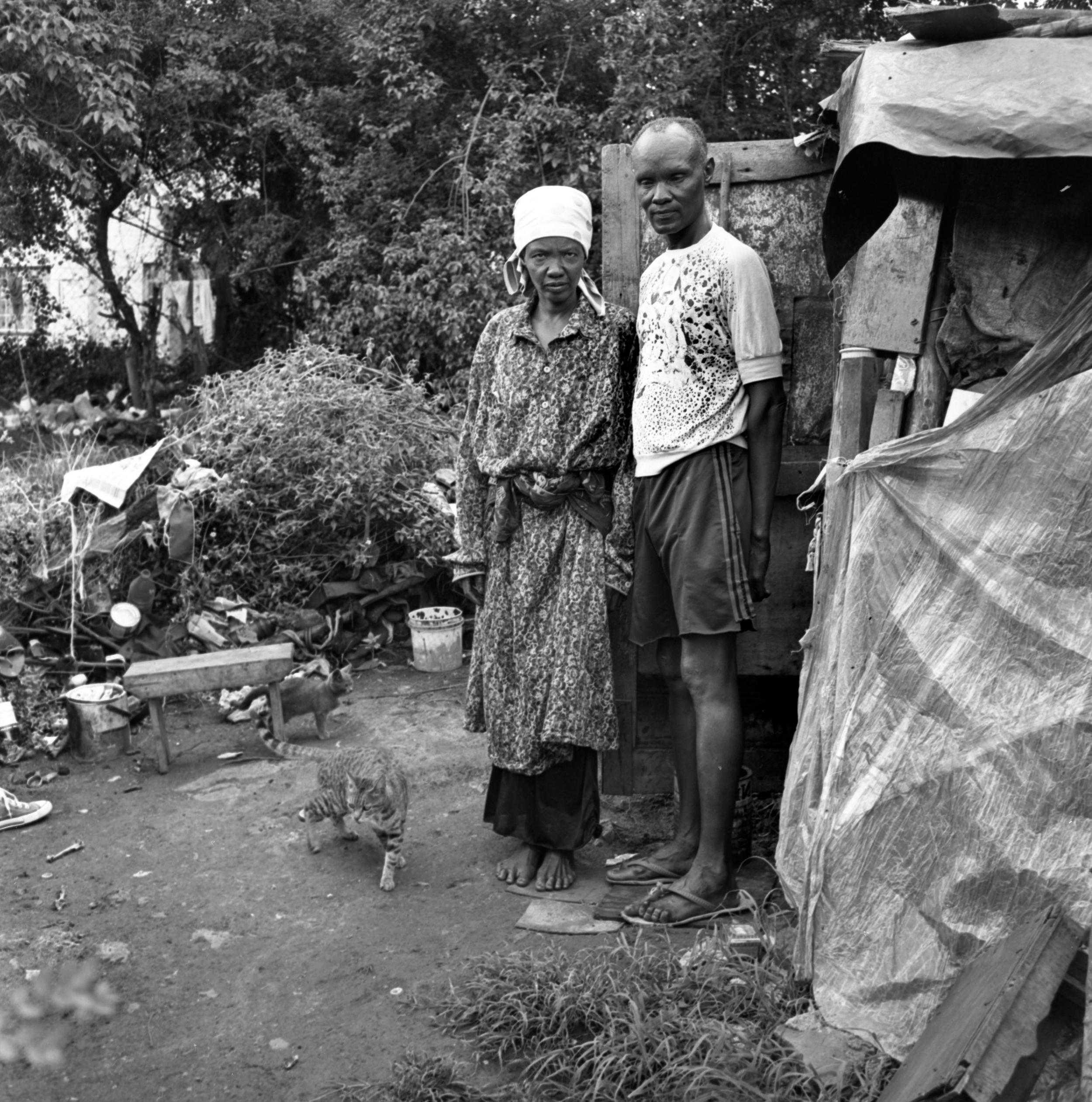 Chege and Nyambura